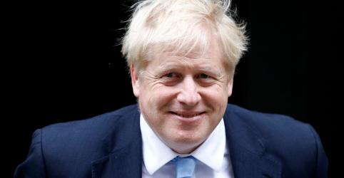 Placeholder - loading - Imagem da notícia Boris Johnson diz que aprovação de acordo para Brexit permitirá reunificação do Reino Unido
