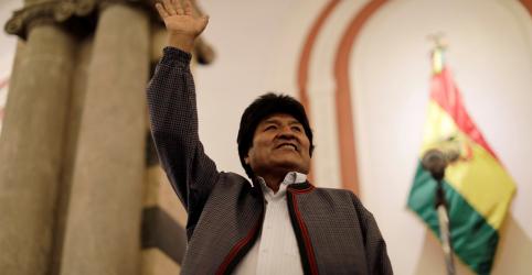 Morales reafirma vitória em eleições da Bolívia e acusa oposição de tentativa de 'golpe'