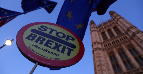 UE estuda pedido de adiamento do Brexit e deve propor prazo de 3 meses