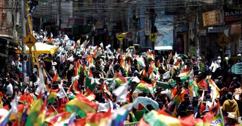 Placeholder - loading - Morales se aproxima de vitória no 1º turno na Bolívia, mostram resultados