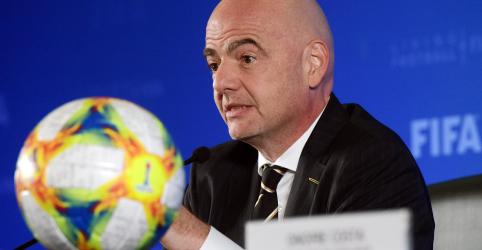 Placeholder - loading - Imagem da notícia Fifa confirma Mundial de Clubes com 24 times na China em 2021