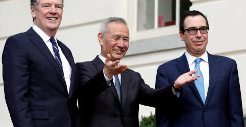 Placeholder - loading - China pedirá nesta sexta aos EUA que removam tarifas em troca de compras agrícolas, dizem fontes