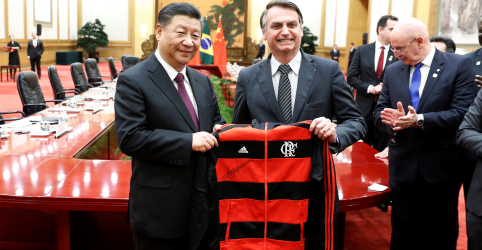 Placeholder - loading - China diz estar disposta a elevar compras de bens agrícolas e industriais do Brasil