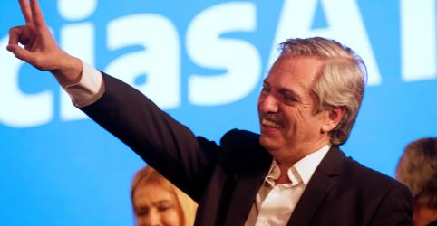 Placeholder - loading - Imagem da notícia Peronismo volta ao poder na Argentina com vitória de Fernández em eleições