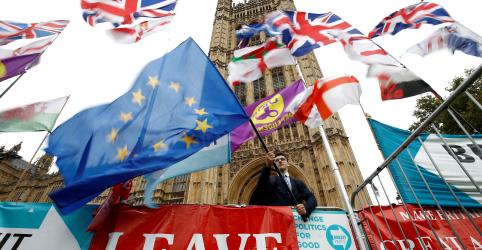 Países da UE concordam com adiamento do Brexit até 31 de janeiro