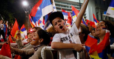 Placeholder - loading - Presidência do Uruguai será decidida em 2º turno