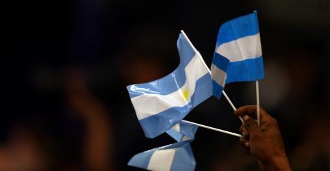 Placeholder - loading - Macri e Fernández tiveram 'um bom diálogo' após eleições na Argentina, diz ministro