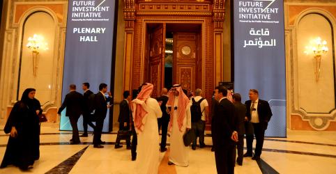 Placeholder - loading - Imagem da notícia Arábia Saudita abre fórum de investimento com foco em disparidade de riqueza e tecnologia