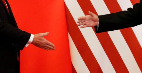 Placeholder - loading - Imagem da notícia Acordo comercial EUA-China pode não estar pronto para ser assinado no Chile, diz autoridade