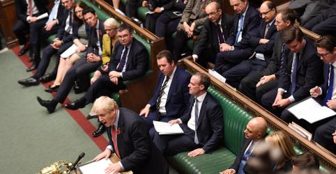 Placeholder - loading - Imagem da notícia Reino Unido marca eleição para 12 de dezembro para romper impasse do Brexit