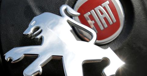 Fiat Chrysler e Peugeot traçam rumo para criação de 4ª maior montadora do mundo