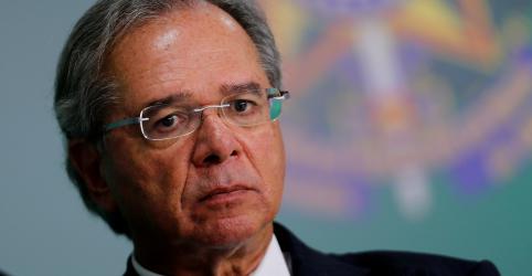 Placeholder - loading - Imagem da notícia Governo quer mais competição e menos concentração na economia, diz Guedes