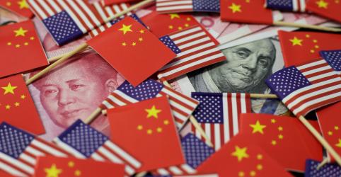 EUA citam progresso nas negociações comerciais com a China