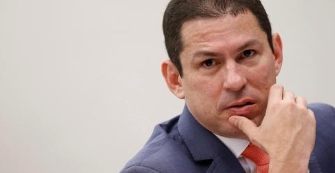 Placeholder - loading - Imagem da notícia ENTREVISTA-Câmara dificilmente votará medidas de impacto até fim do ano, diz deputado Marcelo Ramos