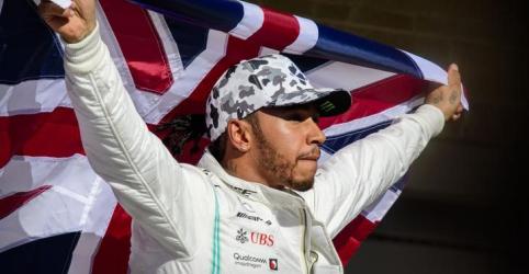 Placeholder - loading - A um título de igualar Schumacher, Hamilton já é visto como piloto único
