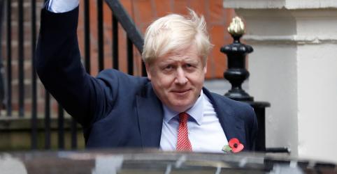 Placeholder - loading - Imagem da notícia Conservadores têm vantagem de 7 pontos sobre trabalhistas, diz pesquisa eleitoral britânica