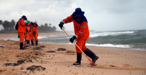 Placeholder - loading - Imagem da notícia Empresa suspeita será notificada sobre petróleo no Nordeste via Interpol, diz delegado da PF