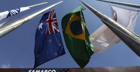 Placeholder - loading - Samarco retoma negociações para reestruturar US$4 bi em dívidas, dizem fontes
