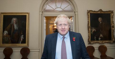 Placeholder - loading - Johnson inicia batalha eleitoral com promessa de Brexit e compara rival a Stalin