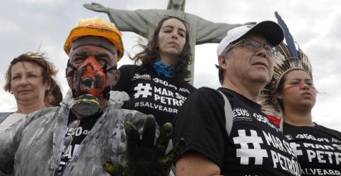Placeholder - loading - Brasil tem hora da verdade com realização de megaleilão do pré-sal