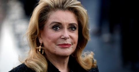 Placeholder - loading - Atriz Catherine Deneuve é hospitalizada em Paris, diz jornal Le Parisien