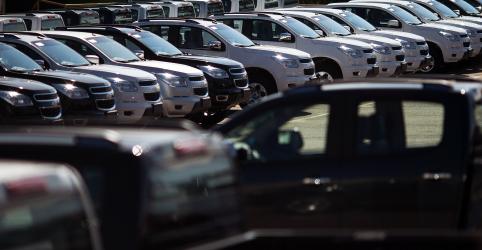 Placeholder - loading - Imagem da notícia Produção de veículos do Brasil cresce em outubro e vendas avançam ante setembro
