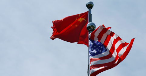 Placeholder - loading - China diz que concordou com os EUA em cancelar tarifas em fases