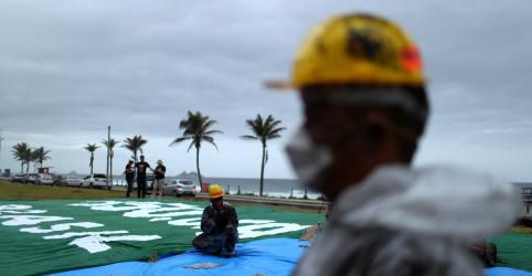 Placeholder - loading - Imagem da notícia Leilão do pré-sal decepciona; governo avalia mudança após atuação da Petrobras