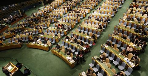 Placeholder - loading - Imagem da notícia Brasil vota pela 1ª vez contra condenação de embargo dos EUA a Cuba na ONU