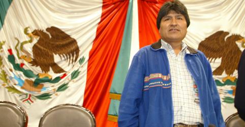 Placeholder - loading - México diz que oferecerá asilo a boliviano Morales se ele solicitar