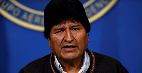 Placeholder - loading - Imagem da notícia México concede asilo a Evo Morales