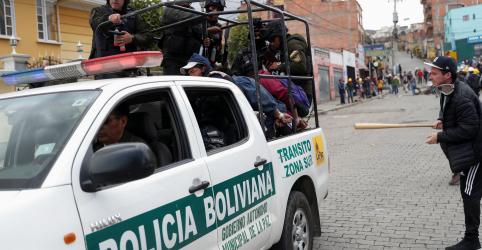 Placeholder - loading - Morales parte para asilo no México e Exército da Bolívia reforça segurança nas ruas