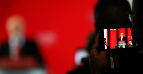 Partido Trabalhista britânico é alvo de ataque cibernético antes de eleição