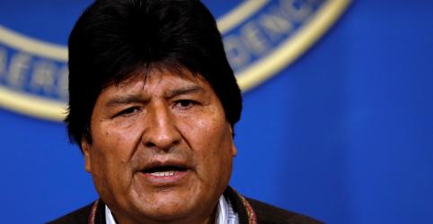 Placeholder - loading - Imagem da notícia Brasil rejeita tese de golpe na Bolívia, diz Itamaraty