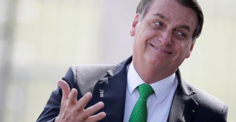 Placeholder - loading - Imagem da notícia Bolsonaro anuncia que sai do PSL e espera criar novo partido até março