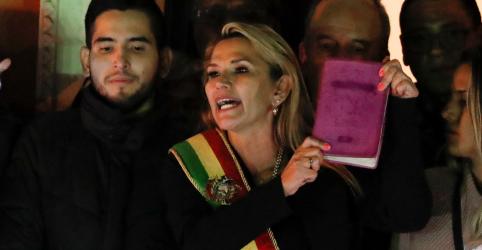 Placeholder - loading - Governo brasileiro reconhece Jeanine Añez como presidente interina da Bolívia