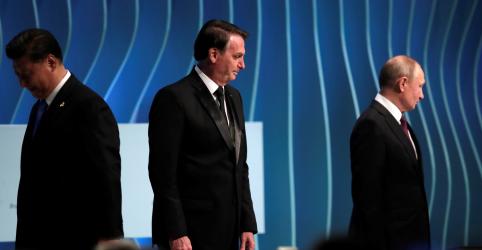Não entro em guerra comercial, Brasil faz negócios com todos, diz Bolsonaro