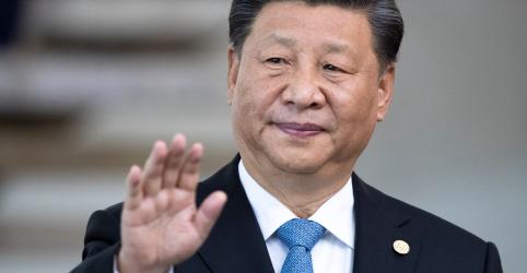 Placeholder - loading - Imagem da notícia Em reunião dos Brics, presidente da China diz que globalização econômica enfrenta contratempos