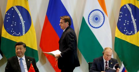 Placeholder - loading - Países do Brics prometem enfrentar protecionismo unilateral