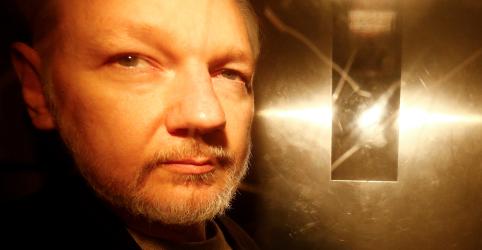 Placeholder - loading - Imagem da notícia Promotora sueca anuncia arquivamento de investigação de estupro contra Assange