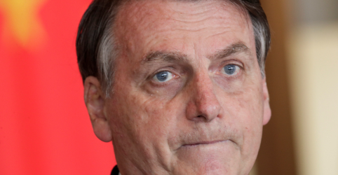 Bolsonaro se nega a comentar aumento de desmatamento na Amazônia