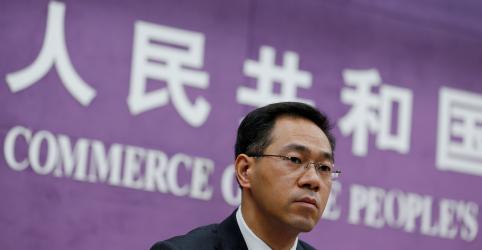 China diz que se esforçará para chegar à 'fase um' de acordo comercial com EUA