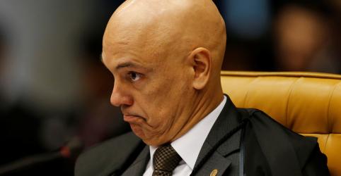 Moraes diverge de Toffoli e permite envio irrestrito de dados da Receita ao Ministério Público