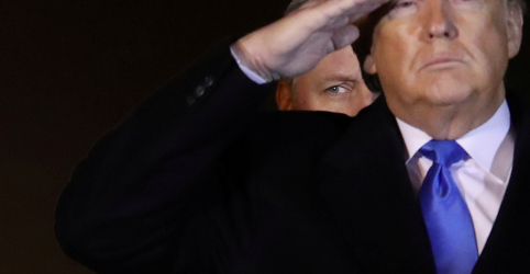 Trump diz que tem um acordo com a China 'potencialmente muito próximo'