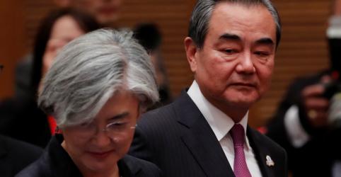 Placeholder - loading - China ataca e diz que EUA são maior fonte de instabilidade no mundo