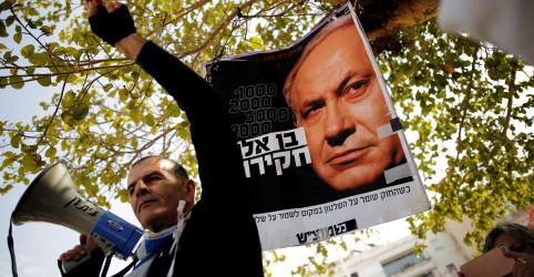 Placeholder - loading - Todos os homens de Bibi: Círculo próximo a Netanyahu é chave em ações penais