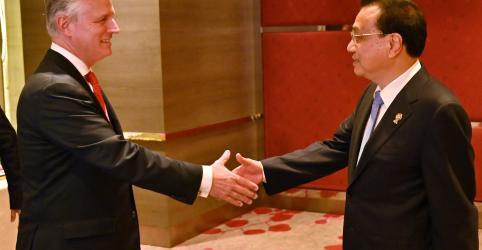 Placeholder - loading - Ainda há esperança para acordo comercial EUA-China neste ano, diz autoridade dos EUA