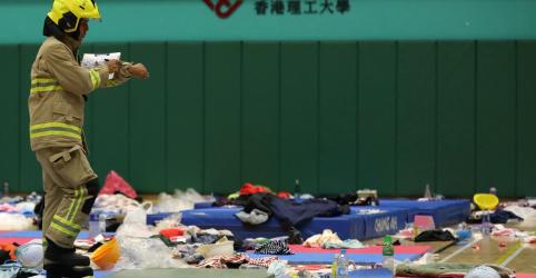 Placeholder - loading - China alerta EUA de consequências por lei sobre Hong Kong