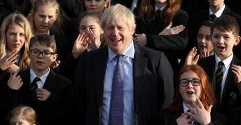 Placeholder - loading - Imagem da notícia Conservadores caminham para maior vitória no Reino Unido desde 1987, diz YouGov