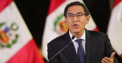 Placeholder - loading - Peru não estará isento de protestos enquanto não reduzir desigualdade, diz Vizcarra